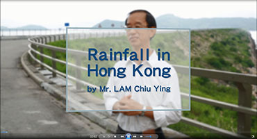 LAM Chiu Ying - Rainfall in Hong Kong